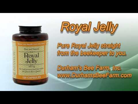 Royal Jelly from Durham's Bee Farm. See our BBB rating of A+