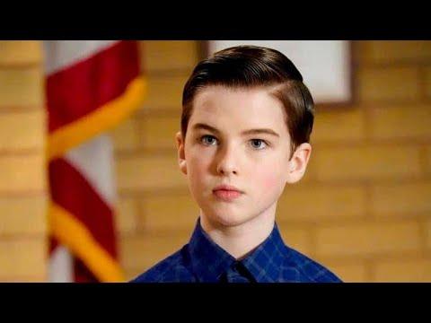 Sheldon pursuit to Lab Assistant | Young Sheldon Season 4 Episode 10