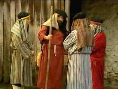 La Biblia contada a los Vascos XI