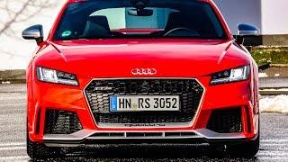 2017 Audi TT RS (400hp) - DRIVE & SOUND (60FPS)