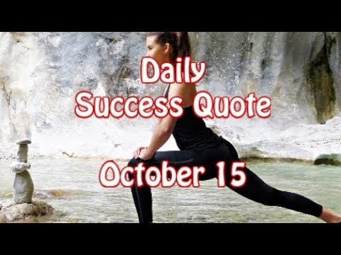 Success quotes - Daily Success Quote October 15  Motivational Quotes for Success in Life by William James