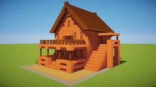 Minecraft: How To Make A Biome House
