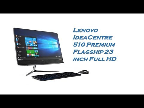 Lenovo IdeaCentre 510 Premium Flagship 23 inch Full HD Touchscreen | Tech Market Support