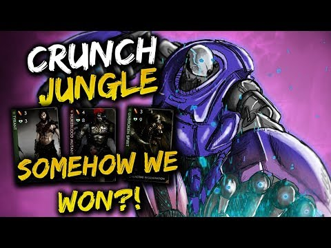 Paragon Crunch Gameplay - SOMEHOW WE OVERCAME!