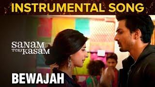 "Watch exclusive Sanam Teri Kasam & Original videos on Eros Now  https://www.erosnow.comListen to Himesh Reshammiya's silken voice and soulful melody in the new song from 'Sanam Teri Kasam', 'Bewajah' Instrumental.Singer: Himesh Reshammiya             Music: Himesh ReshammiyaLyrics: Sameer AnjaanMixed, Mastered & Programmed by: Salman Shaikh, Suhas Parab, Subhash Parab,  Priyesh VakilCast: Harshvardhan Rane, Mawra HocaneProduced By: Deepak MukutDirected By: Radhika Rao & Vinay SapruCo-Producer: MeenuDakaliaAssociate Producer: Kaleem Khan / Sunil KumarWritten By: Radhika Rao & Vinay SapruSet ""Bewajah"" as your caller tune http://111.93.115.200/TZ/WEB/CallerTune.aspx?refID=EISTK3 OR SMS EISTK3 to 56060'Sanam Teri Kasam' releases in theatres on 5th Feb, 2016.For Mobile Downloads Click: http://m.erosnow.comTo watch more log on to http://www.erosnow.comFor all the updates on our movies and more:https://twitter.com/#!/ErosNowhttps://www.facebook.com/ErosNowhttps://www.facebook.com/erosmusicindiahttps://plus.google.com/+erosentertainmenthttps://www.instagram.com/eros_nowhttp://www.dailymotion.com/ErosNowhttps://vine.co/ErosNow http://blog.erosnow.comFor more updates on Sanam Teri Kasam:https://www.facebook.com/SanamTeriKasamFilm"