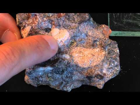 GS 106 Video 3 Sedimentären und metamorphen Gesteinen