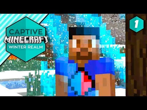 SURVIVING IN CAPTIVITY! - Captive Minecraft IV #1