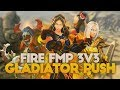 Fire Mage Road To Gladiator Legion Season 4