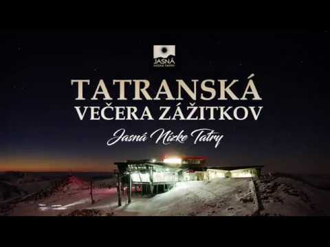 Tatranská večera zážitkov, Jasná Nízke Tatry 2016/2017 - ©Tatry Mountain Resorts