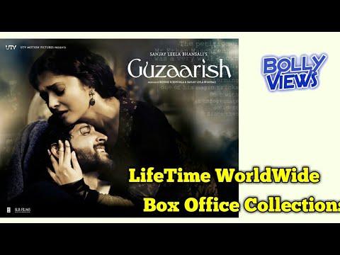 GUZAARISH 2010 Bollywood Movie LifeTime WorldWide Box Office Collection Verdict HiT Flop