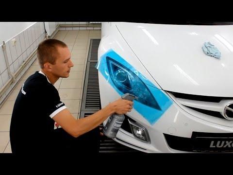 Как тонировать авто пленкой
