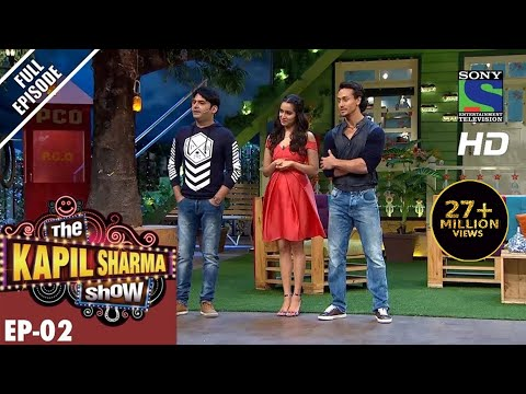 Episode. 2 - The Kapil Sharma Show-Tiger Shroff an