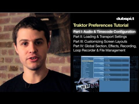 Traktor Pro Guide – Preferences Pt 1/4: Audio Setup + Timecode Configuration