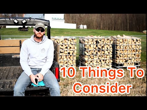 So You Want To Start A Firewood Business???