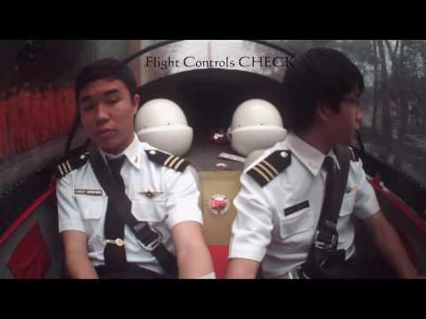 [ Koobii高校誌 ] X [ 熱血航空社-微電影 ] Zodiao CH 601單螺旋槳雙人座商用機 試車作業