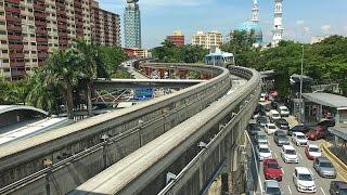 Kuala Lumpur Malaysia  city images : Kuala Lumpur Malaysia July 2016 in 6 Minutes 18 Seconds
