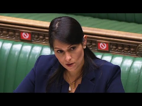 Priti Patel says she 'will not take lectures from Labour on racism'