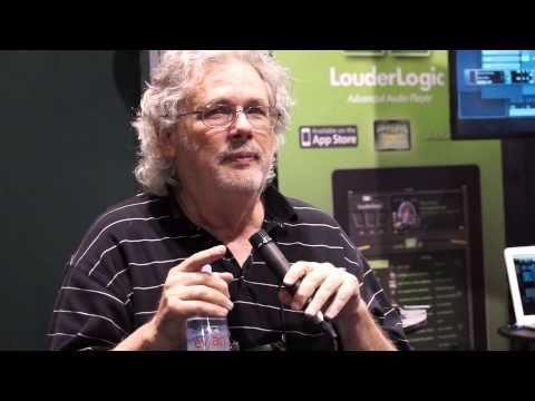 McDSP booth at NAMM 2015 with Dave Pensado