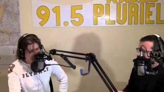 EFT Sur Radio Pluriel Avec J-Michel Gurret Et Claudie Caufour 2