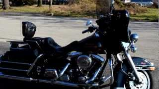 3. For Sale 1990 Harley-Davidson FLHTC Electra Glide Classic at East 11 Motorcycle Exchange