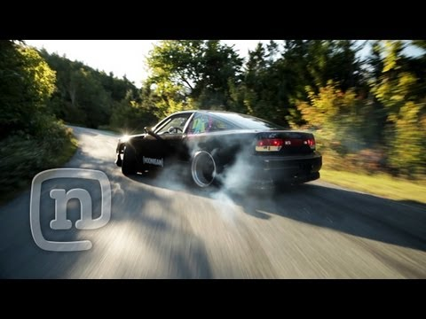 Off - Professional Formula Drift driver Ryan Tuerck gains access to a desolate mountain road—controlled chaos ensues. Listen to his 1JZ scream as he blasts this hi...