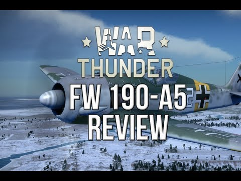 fw - Baron chooses the Fw 190A-5 and compares it to some other similar planes from other nations, gives you a historical perspective on the plane's origin and how...