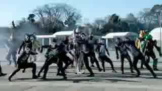 Nonton Kamen Rider X Super Sentai X Space Sheriff Super H Film Subtitle Indonesia Streaming Movie Download