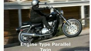 8. 2006 Kawasaki Vulcan 500 LTD - Features and Info