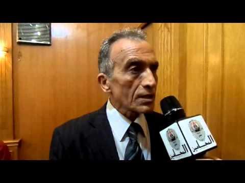 سعيد طلبة المرشح علي مقعد عضوية محكمة الزقازيق الابتدائية
