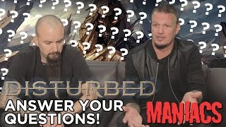 While they were in Australia on their recent tour, Disturbed answered a bunch of questions from their fans!Part 2 https://youtu.be/NXG4mAV8kv0Listen to Disturbed's latest album Immortalized now https://WMA.lnk.to/DisturbedImmortalizedLY