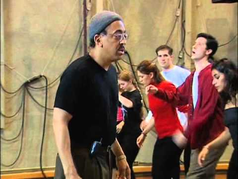Gregory Hines 2001 Master Class at UCLA