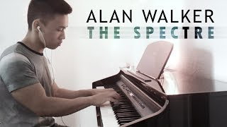 Video Alan Walker - The Spectre (piano cover by Ducci) MP3, 3GP, MP4, WEBM, AVI, FLV Juli 2018