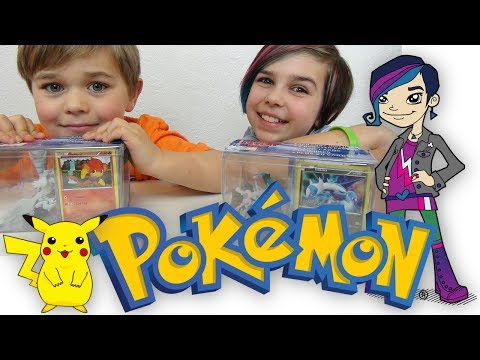 cards - Today we do a Pokemon card opening. We also get some toy figures in this pack. Thank you for watching! Shop Pokemon on Amazon: http://amzn.to/1lvq9BK PLAYLIS...