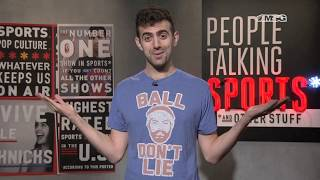 Sam Morril's Monologue: This Is People Talking Sports!