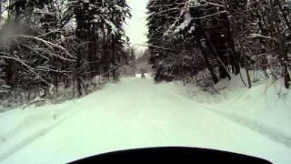 9. 111B Island Pond Wildlife Preserve snowmobile