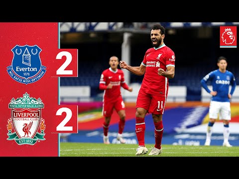 Highlights: Everton 2-2 Liverpool | Salah & Mane on target in dramatic derby
