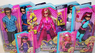 Nonton BARBIE SPY SQUAD DOLLS Collection Review Video!! Film Subtitle Indonesia Streaming Movie Download