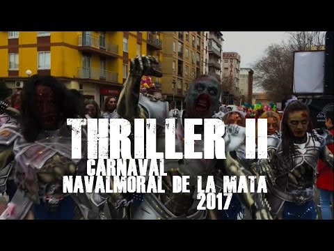 Carnavales Navalmoral de la Mata 2017
