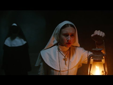 'The Nun' Official Teaser Trailer (2018) | Demián Bichir, Taissa Farmiga