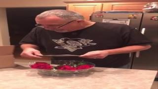 Here's a nice thing to end your week, internet. This dad finally got tickets to the Rose Bowl thanks to a sweet surprise from his wife. According to the Redd...