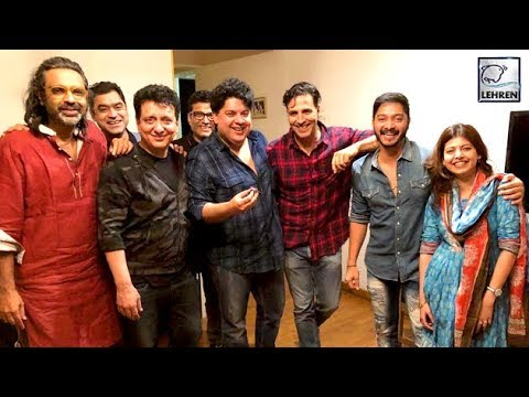 Akshay Kumar's SWEET Surprise To Sajid Khan