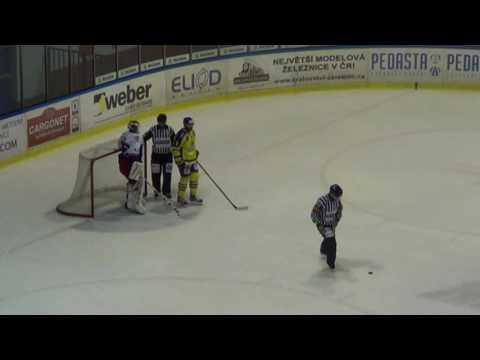 HC Stadion Litoměřice - HC ZUBR Přerov 1:2sn