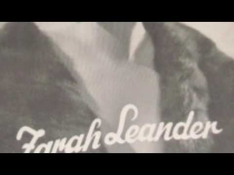 "ZARAH LEANDER is: The Most Beautiful Girl in The World/ From the Doris Day Film ""Jumbo"""