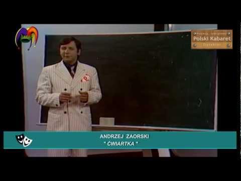 Andrzej Zaorski - Ćwiartka, czyli jak ZUS oblicza wysokość emerytury