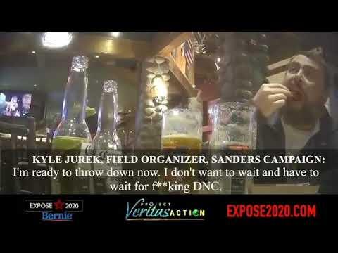 Bernie Sanders organizer threatens to burn MSNBC liberals alive