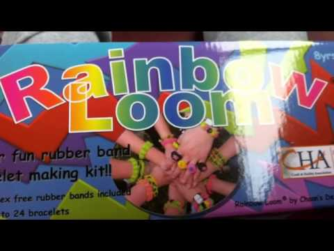 Review on rainbow loom