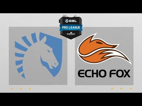 CS:GO - Liquid vs. EchoFox [Dust2] Map 1 - ESL Pro League Season 4 - NA Matchday 2