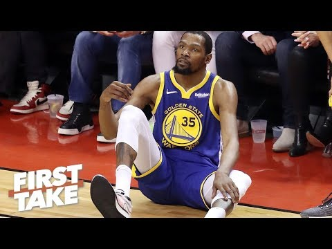 Kevin Durant may never be the same after his Achilles injury - Max Kellerman | First Take
