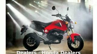 10. 2014 Honda Grom Base -  Transmission Info superbike Details Top Speed Engine Dealers