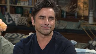 Fuller House Set Visit: John Stamos Introduces Son Billy to the Cast! (Exclusive)